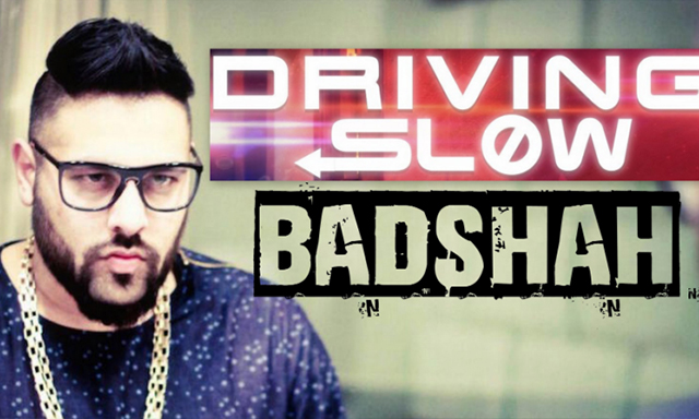 Badshah New Badass Song Video 'Driving Slow'