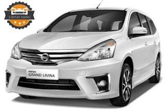 Harga Nissan Grand Livina Baru Januari 2018