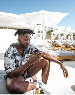 Mr Eazi Replies Nosy Follower Who Asked Who Sponsored His Expensive Summer Trip