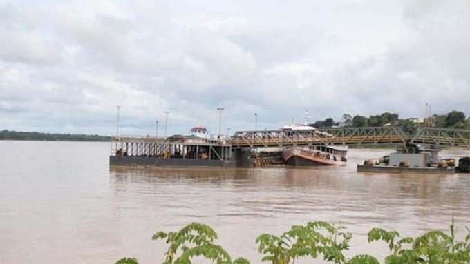 Nível do Rio Madeira chega a quase 13 metros