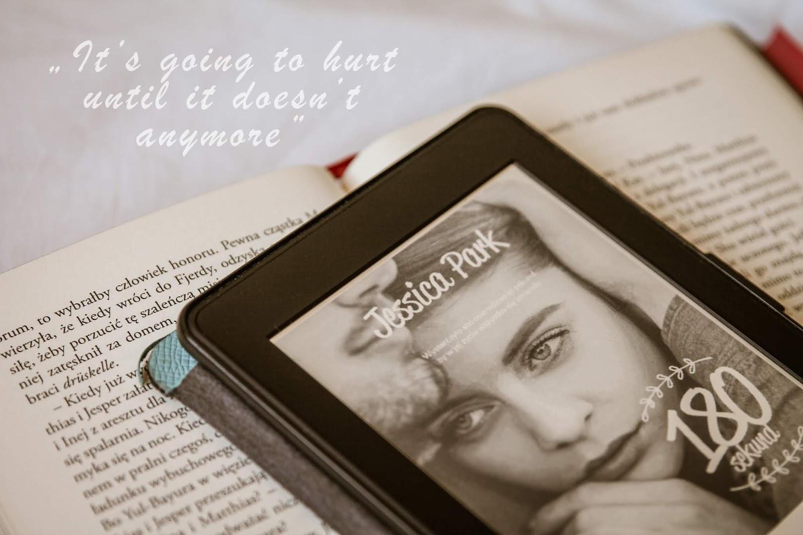 książka 180 sekund – Jessica Park – recenzje książek opinie