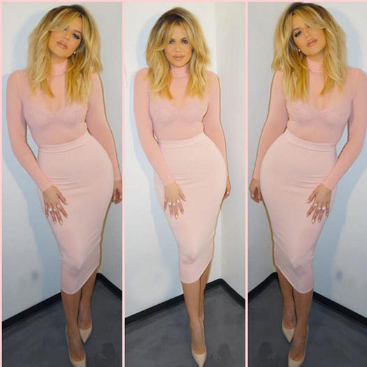 All the Times Khloe Kardashian Inspired Us to Be Body Positive