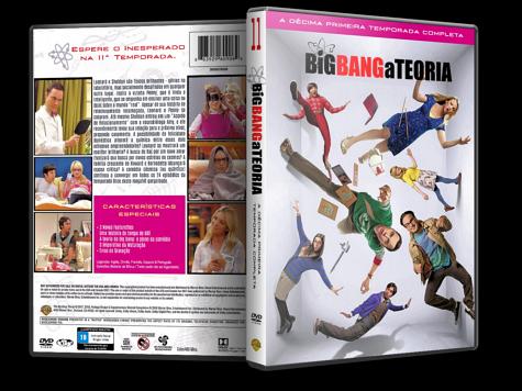 Big Bang a Teoria - 11ª Temporada Completa