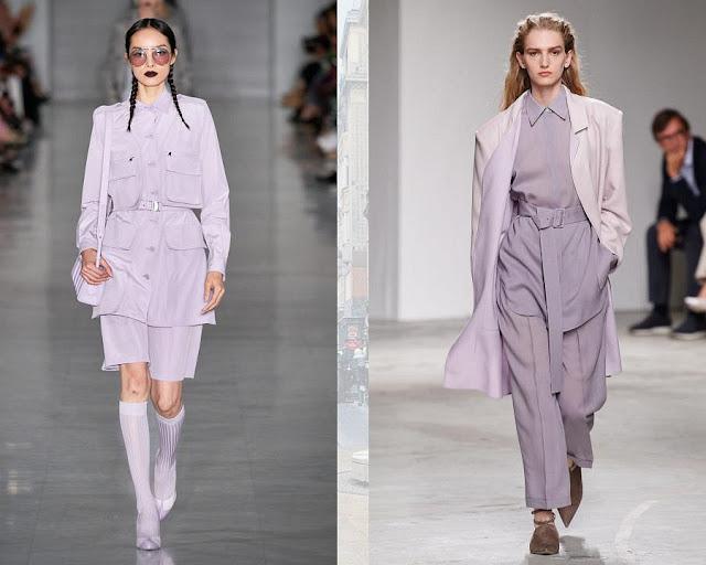 Тренды на неделе моды в Милане 07