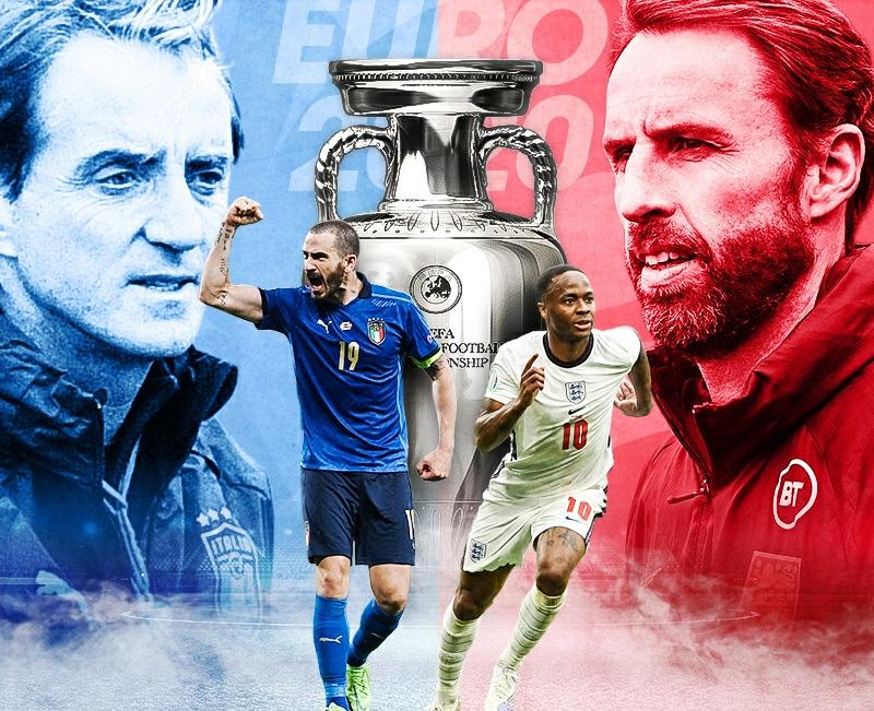 Euro 2020: England vs Italy Final