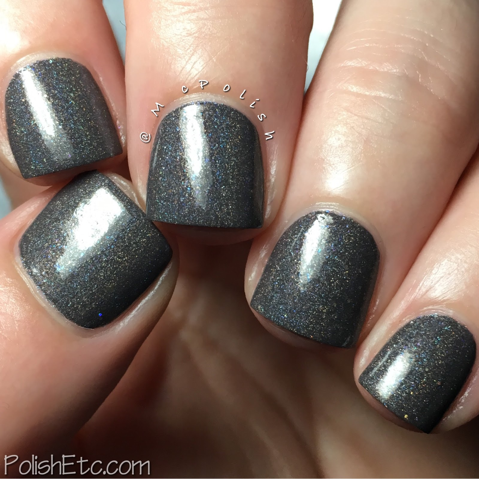 Glisten and Glow - The 5 Boroughs - McPolish - Quick Step in Queens