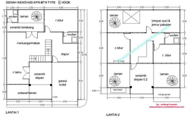 Image Result For Desain Interior Rumah Minimalis Type Lantai