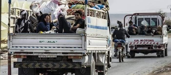 الميليشيات الإرهابية في تونس إجبار السكان الأصليين على النزوح عن أراضيهم /الأهرام نيوز