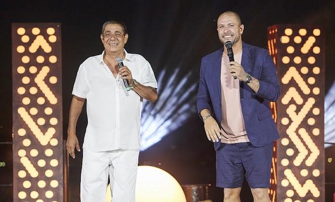 Diogo Nogueira remói 'Amarguras' com Zeca Pagodinho no segundo disco de trilogia de verão