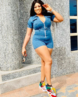 I need a sugar daddy of 80 years and above in my life – Nollywood actress declares her 2020 interest