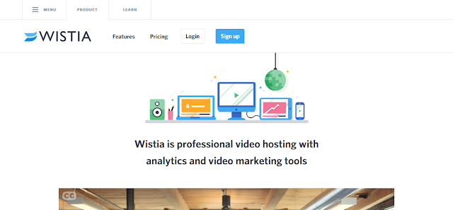Wistia - Free Video Marketing Tool