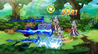 Battle of warriors: Dragon knight Mod APK + Officiall Apk