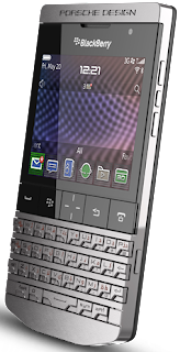BlackBerry, Porsche Design P9981