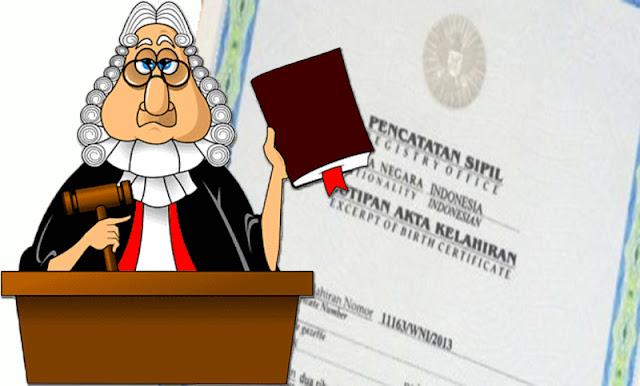 6 Alasan Yang Logis Agar Permohonan Ganti Nama Dikabulkan Oleh Hakim