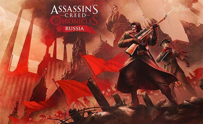 Resultado de imagem para Assassin's Creed® Chronicles: Russia