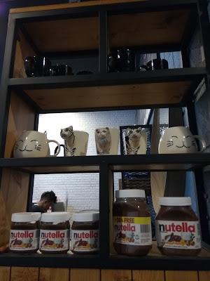 cat signature, cat signature cafe and studio, cat signature bangi, bangi, bandar baru bangi, cat studio. cat cafe