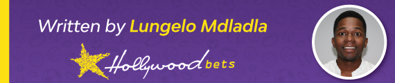 Writtern by Lungelo Mdladla for Hollywoodbets