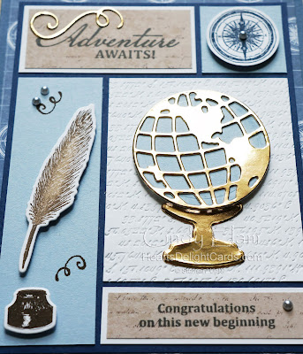 Heart's Delight Cards, Beautiful World, 2020-2021 Annual Catalog, SRC - Beautiful World, Stampin' Up!