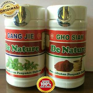 Obat Sipilis Gang Jie dan Gho Siah De Nature