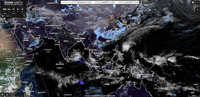 Tổng hợp trang xem thông tin dự báo thời tiết