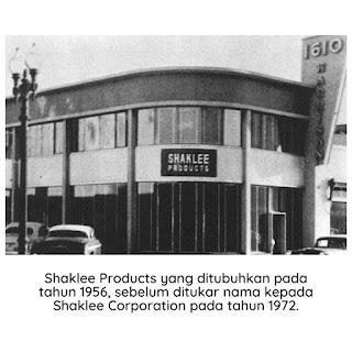Kisah Hidup Dr Shaklee