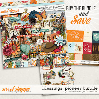 Blessings: Pioneer Bundle