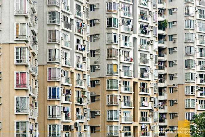 Apartment Buildings Guangzhou China