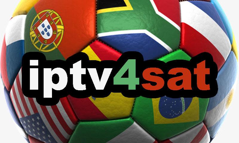 شرح موقع iptv4sat لتحميل ملفات m3u لمشاهدة القنوات مجانا