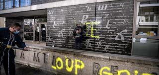 """السلطات الفرنسية ستحل حركة """"الذئاب الرمادية"""" القومية التركية المتطرفة"""