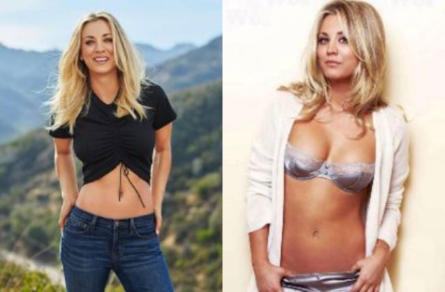 25 Hot Pictures Of Kaley Cuoco Big Boobs Are Gift From God To Humans
