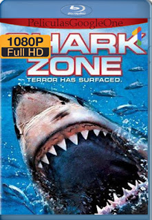 Shark Zone (Zona de Tiburones) (2003) [1080p BRrip] [Latino] [LaPipiotaHD]