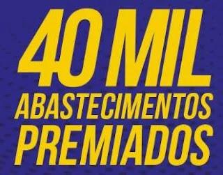 Cadastrar Promoção Ipiranga 2020 - 40 Mil Abastecimentos Premiados