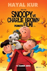 Snoopy ve Charlie Brown: Peanuts Filmi (2015) 1080p Film indir
