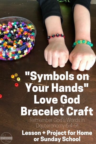Love-God-Bracelet-sunday-school-crafts