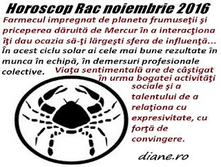 Rac noiembrie 2016