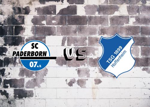 Paderborn vs Hoffenheim  Resumen