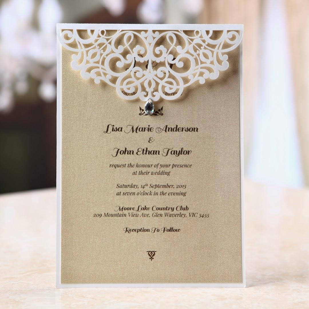 Cheap Wedding Invitations Under 50