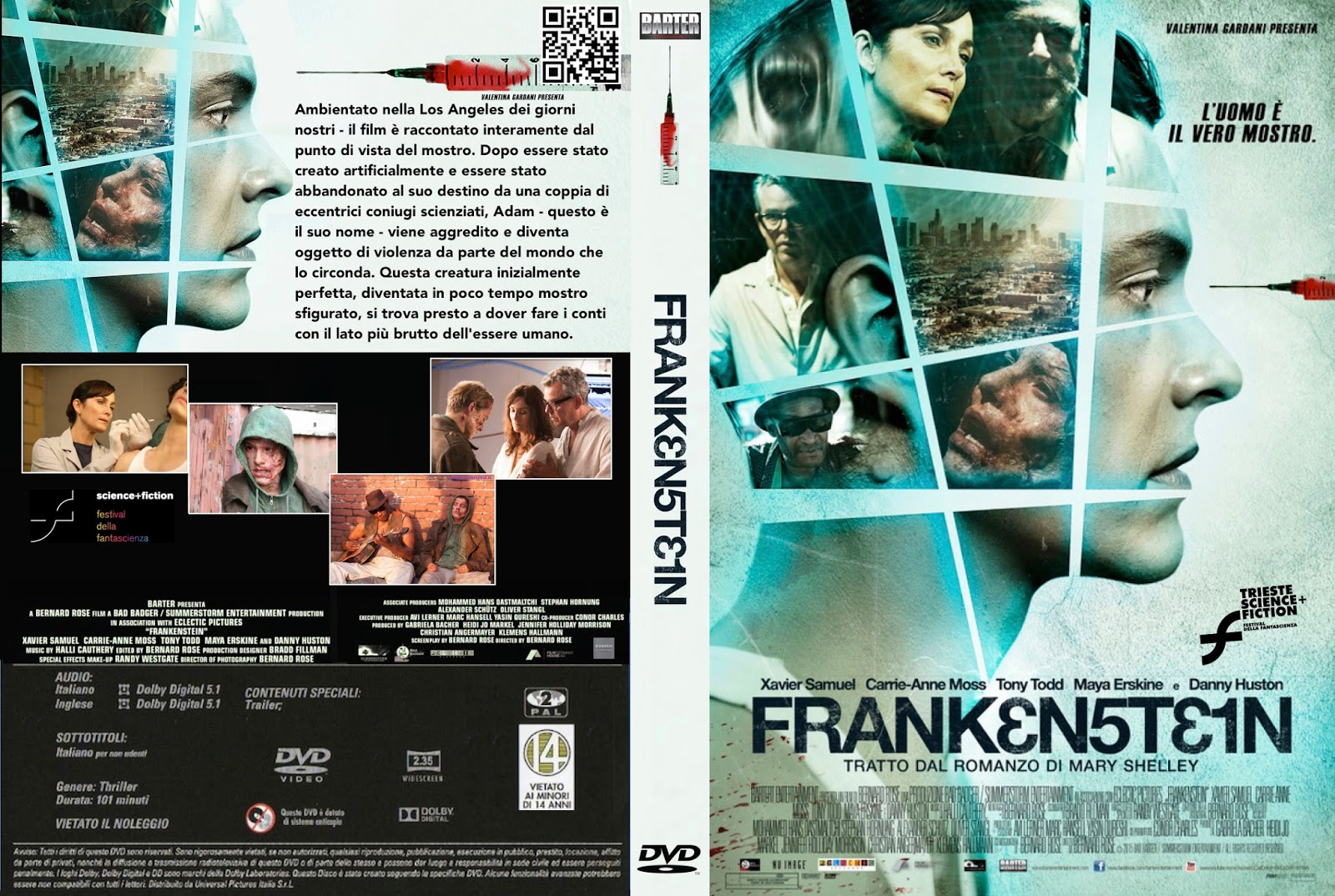 Frankenstein BDRip Dual Áudio