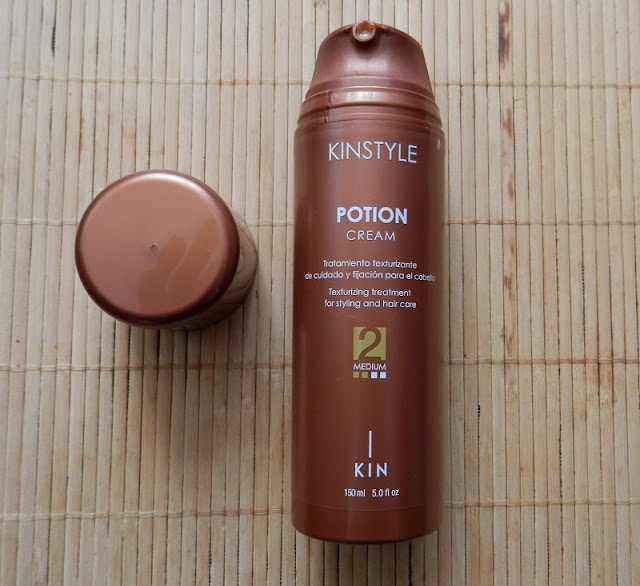 Review Kinstyle Potion Cream de Kin Cosmetics