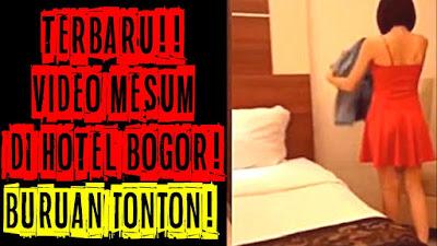 Viral Video Syur Sejoli di Sebuah Hotel di Bogor, Nama Hotel Terpampang Jelas