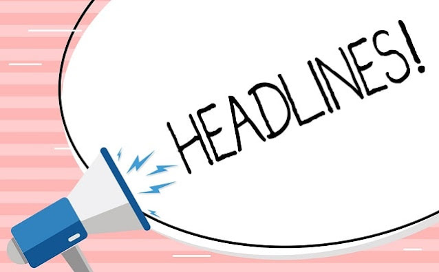 clickbait vs headline spammy ad copy title