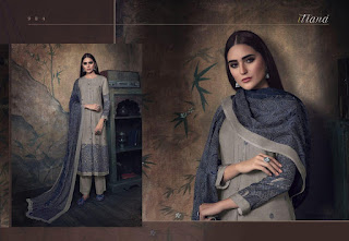 Itrana Paisley Pashmina Collection