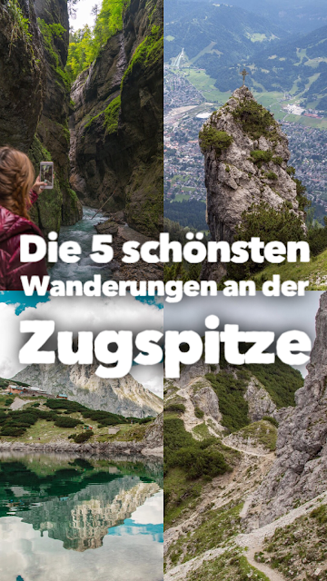 Die schönsten Wanderungen an der Zugspitze – Das sind unsere Top 5. Wandern an der Zugspitze 21