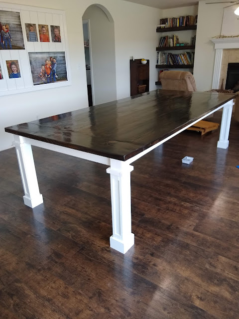 Craftsman Farm House Table