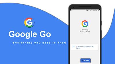 """تطبيق جوجل جو """" Google Go"""""""