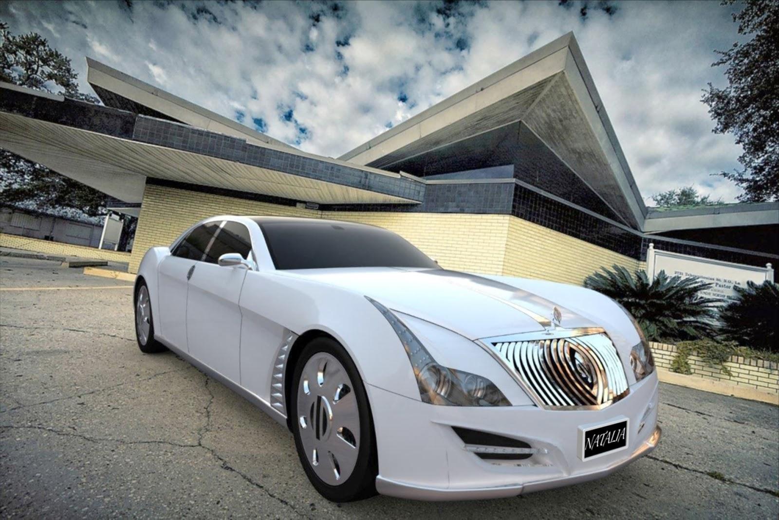 Luxury Cars: Luxury Life Design: $2 Million Luxury Car Concept
