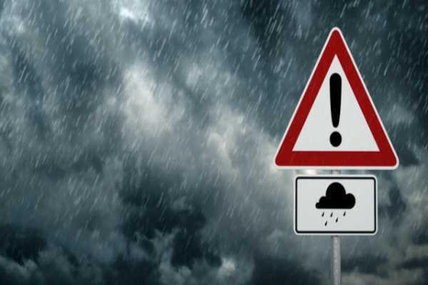 Με βροχές ξεκινάει επίσημα το καλοκαίρι (βίντεο)
