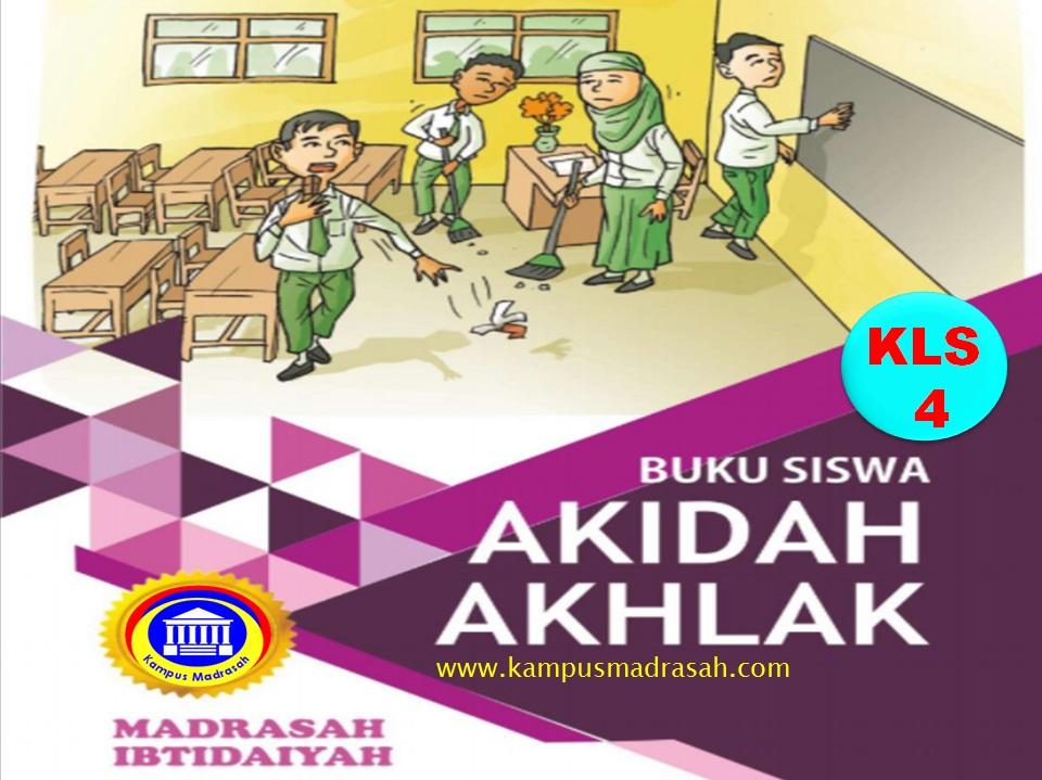 Soal PAS Akidah AKhlak Kelas 4 SD/MI Semester 1