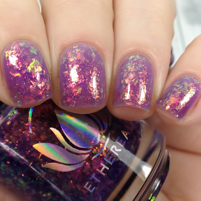 Ethereal Lacquer-Love And Justice
