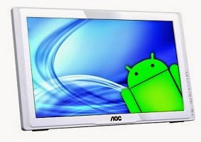 Flat 40% Off on AOC All-in-One Desktop (Cortex A9 Dual Core/ 1GB/ 21.5″ Full HD Display/ Android v4.0.4) worth Rs.18999 for Rs.11399 Only @ Flipkart (Lowest Price)